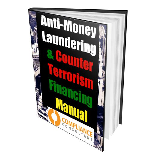 AML Manual Template Including Ofac Ctf Sanctions Just Launched   Compliance  Manual Template