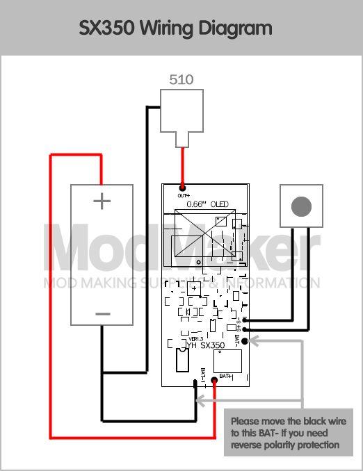 e cig mod wiring diagram free picture