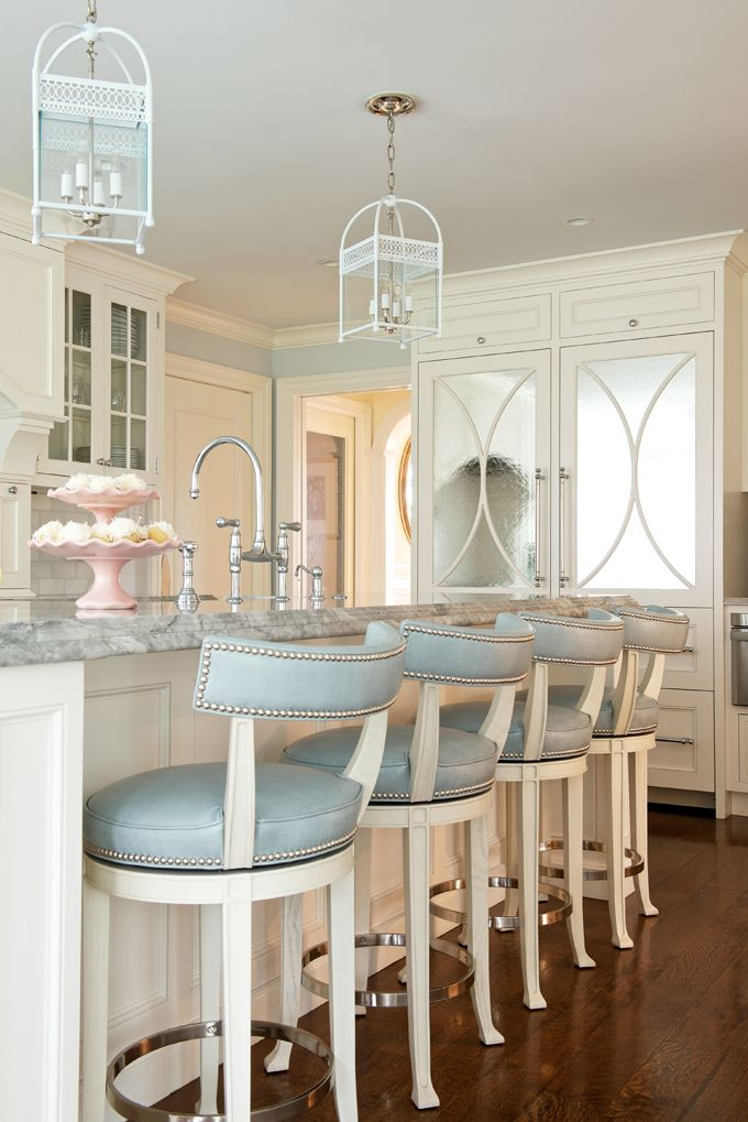 Stools For Island In Kitchen Kitchen | Morgan Harrison Home | Cool Kitchens | Pinterest