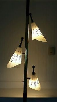 1000+ images about MCM pole lamps on Pinterest | Ceiling ...