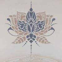25+ Best Ideas about Wall Painting Stencils on Pinterest ...