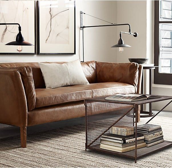 25+ best ideas about Brown leather sofas on Pinterest