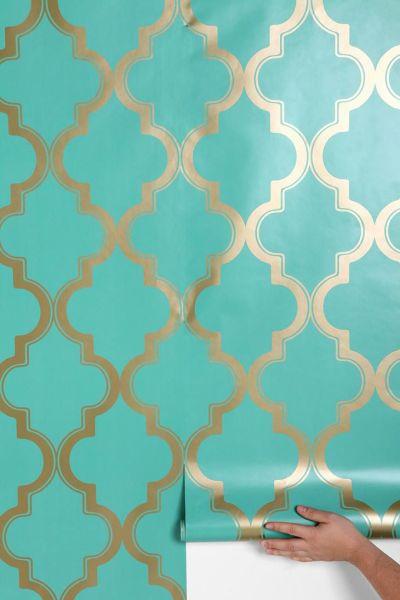 Marrakesh Honey Removable Wallpaper | Pinterest | Urban ...