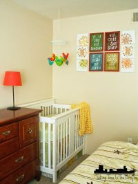 Nursery Tour {Corner Nursery In A Master Bedroom} Cute ...