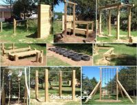 Old Man Johnson, Inc. - obstacle course | Backyard Ideas ...