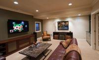 basement rec room ideas | Susan Bertram Designs | Winnetka ...