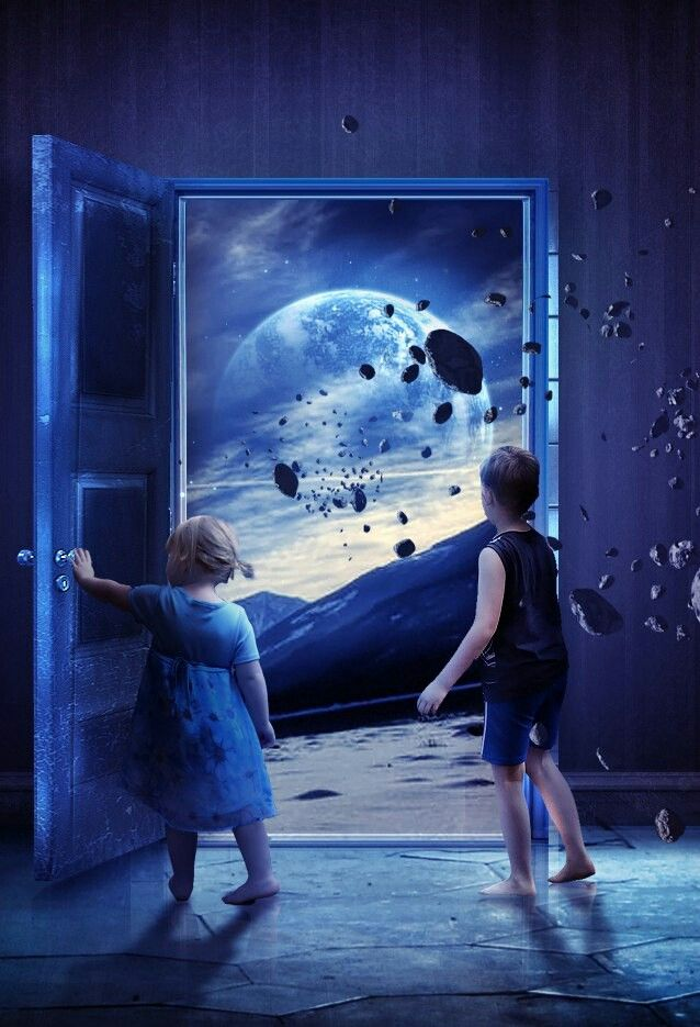 Good Evening Wallpaper Quotes Quot Open The Door Of Your Being And Let The Universe In