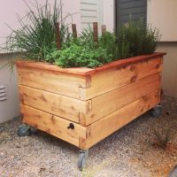 1000+ ideas about Raised Planter on Pinterest | Raised ...