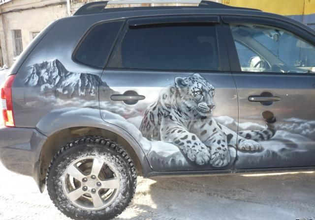 Airbrush Auto Cool Airbrushed Cars | Car, Airbrush, Suv, Painting