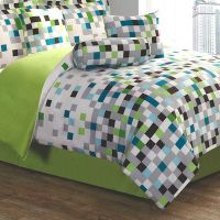 Pixel Bed-In-A-Bag Set | Boys, Style and Color patterns