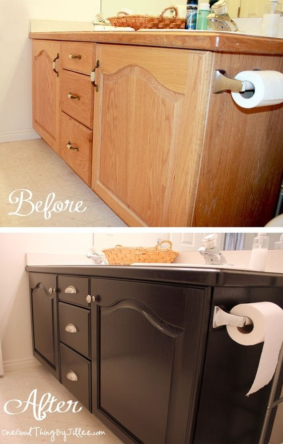 Java Stained Kitchen Cabinets Get Rid Of That Builder Grade Oak! Use Gel Stain From
