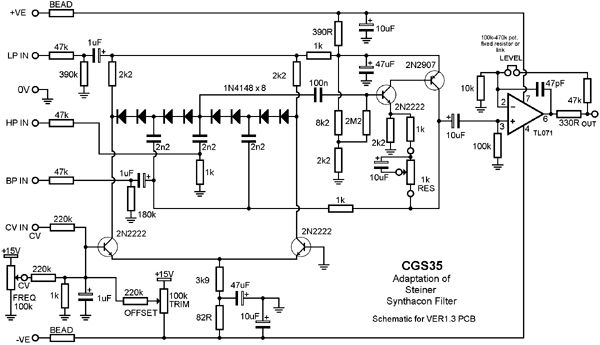 home various useful signal injector circuit