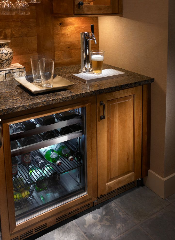25 Best Ideas About Bar Refrigerator On Pinterest