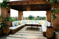 Moroccan Roof Terrace | Roof garden | Pinterest | Terrace ...
