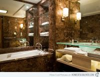 97 best images about Brown Bathrooms on Pinterest | Paint ...