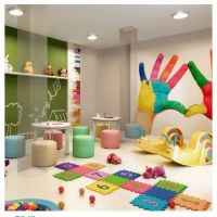 daycare center | DayCare Decor | Pinterest | Murals, Hands ...