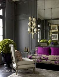 Best 25+ Purple interior ideas on Pinterest | Purple ...