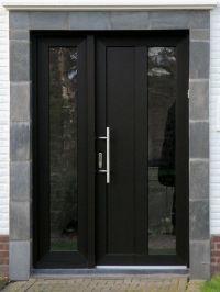 25+ best ideas about Modern Front Door on Pinterest