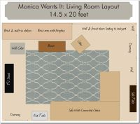 Best 25+ Rug size ideas on Pinterest   Rug placement, Area ...