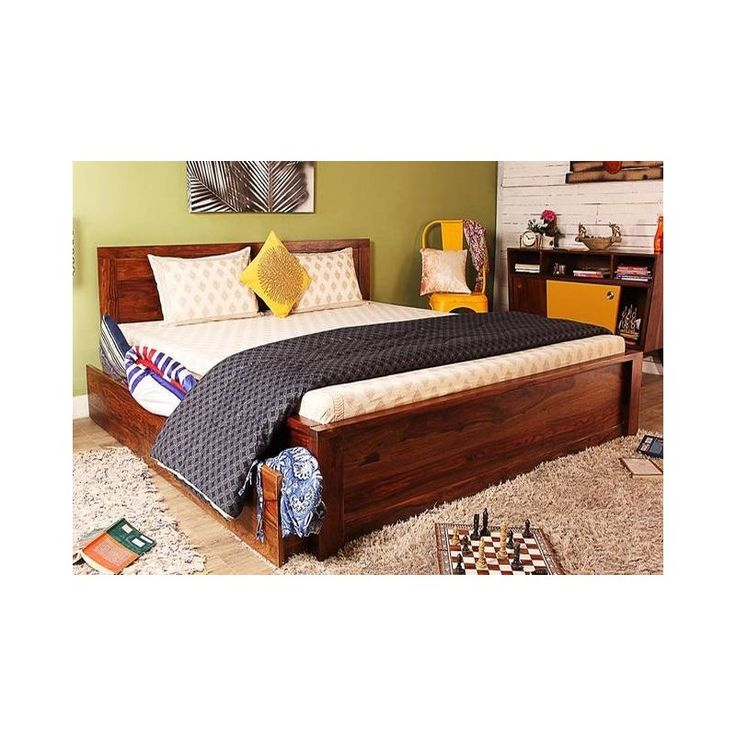 Buy Teak Wood Bed Online India 17 Best Ideas About Wooden King Size Bed On Pinterest