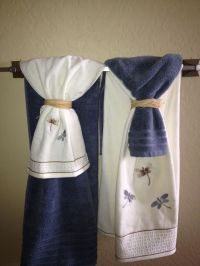 25+ best ideas about Bathroom Towel Display on Pinterest ...