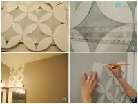 17 Best ideas about Wall Painting Stencils on Pinterest ...