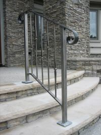 17 Best ideas about Wrought Iron Railings on Pinterest