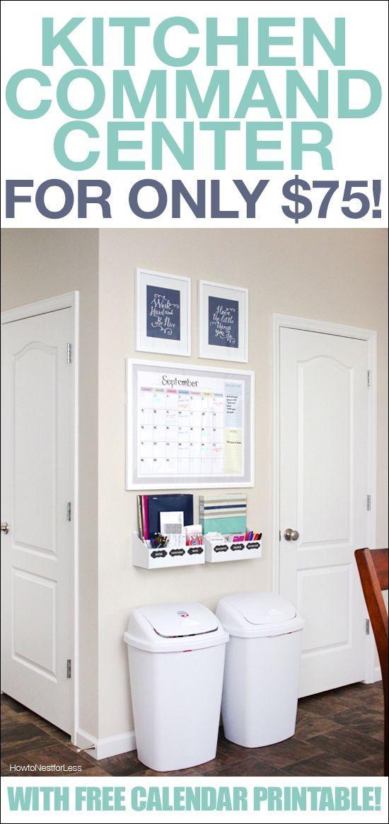 printable calendar daily