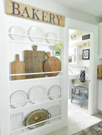 25+ best Plate racks ideas on Pinterest | Farmhouse dish ...