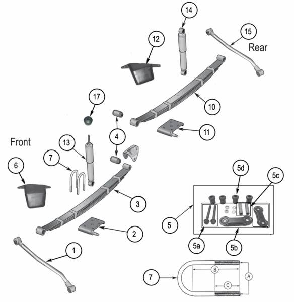 jeep wrangler suspension diagram