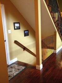 staircase opened to basement before after - Google Search ...