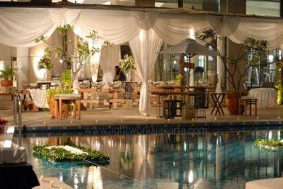 Location : Four Seasons Hotel (Pool-Side Area) Jakarta ...
