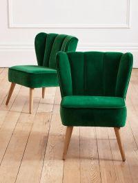 25+ best ideas about Velvet Chairs on Pinterest