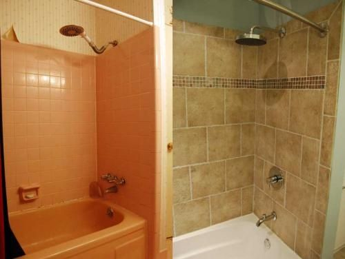 1000 images about renovations before and after on