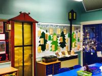 Narnia, The lion, the witch and the wardrobe display ...