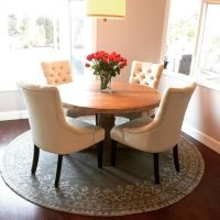 25+ Best Ideas about Round Dining Tables on Pinterest ...