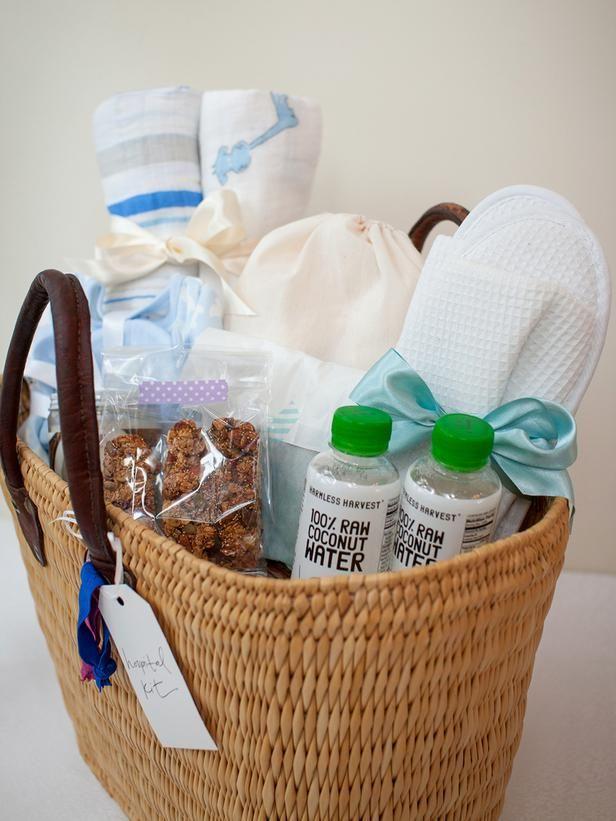 6 DIY Baby Shower Gift Kit Ideas