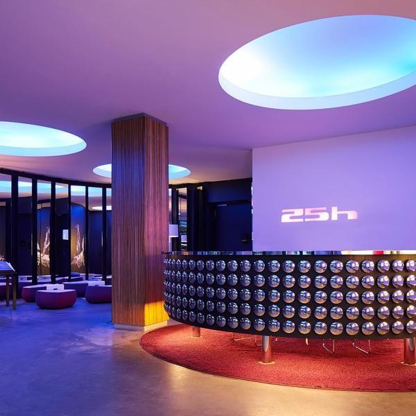 Esszimmer 25hours, Moroso   Moroso 25 Hours Hotel, Hotel 25 Hours    Innvativ Artica