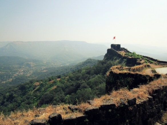 Pratapgadh Fort / Maharashtra, India