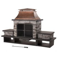 1000+ ideas about Outdoor Fireplace Kits on Pinterest ...