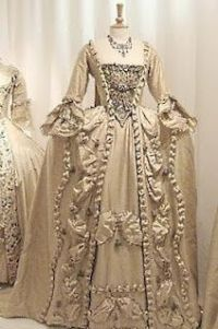 110 best images about Marie Antoinettes Dresses on ...