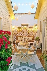 Best 25+ Small outdoor spaces ideas on Pinterest | Small ...