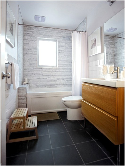 Badkamer Reno Ikea Bathroom | : Bathroom Ideas : | Pinterest | Dark