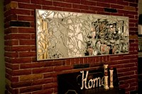 Broken Mirror Art | Wall Art Inspirations | Pinterest ...