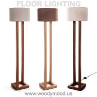 1000+ ideas about Wooden Floor Lamps on Pinterest | Lamps ...