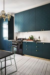 25+ best ideas about Teal kitchen cabinets on Pinterest ...