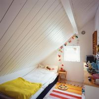 bed configuration for sloped ceiling | Attic | Pinterest ...