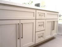 Cabinet pulls - Ikea; Countertop - Quartz River Shoal ...