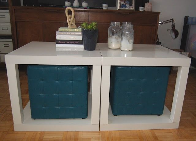 78 Best Images About Coffee Table Ideas On Pinterest   Lack Table