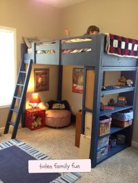 25+ best ideas about Boys loft beds on Pinterest | Kids ...
